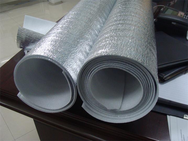 Aluminium foil LDPE epe foam Thermal Insulation material & heat insulation material|thermal insulation material|fireproof ...